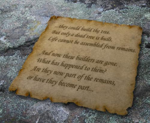 Myst Worlds Note